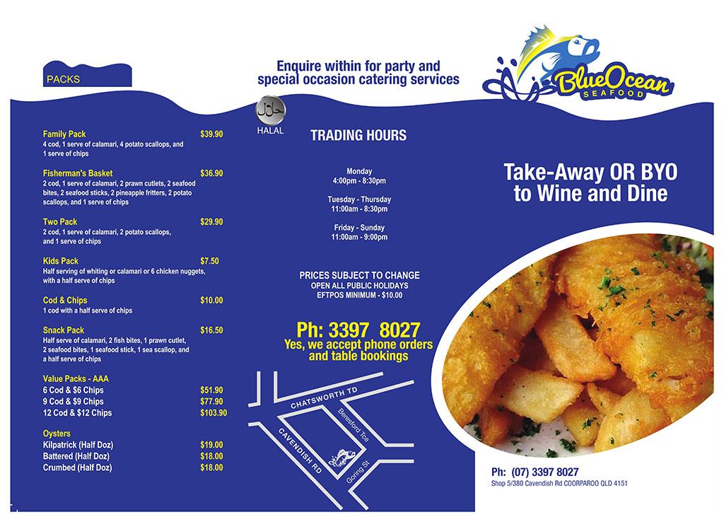 Blue Ocean menu1